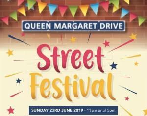 queen margaret drive