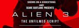 alien the unfilmed script