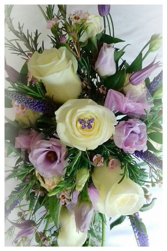 flowers wedding fayre