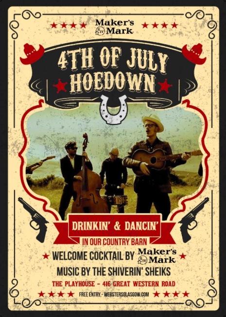 july hoedown