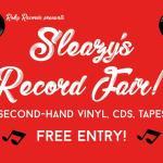 Record Fair at Nice n Sleazy