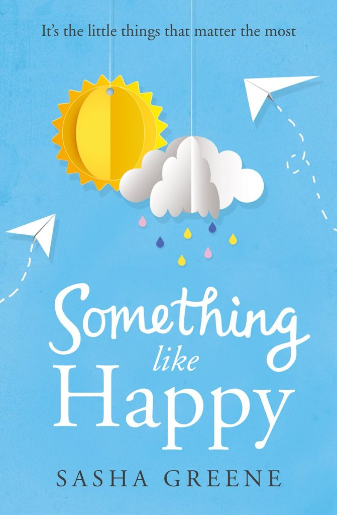 something like happy book launch