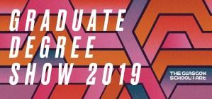 graduat degree show 2019