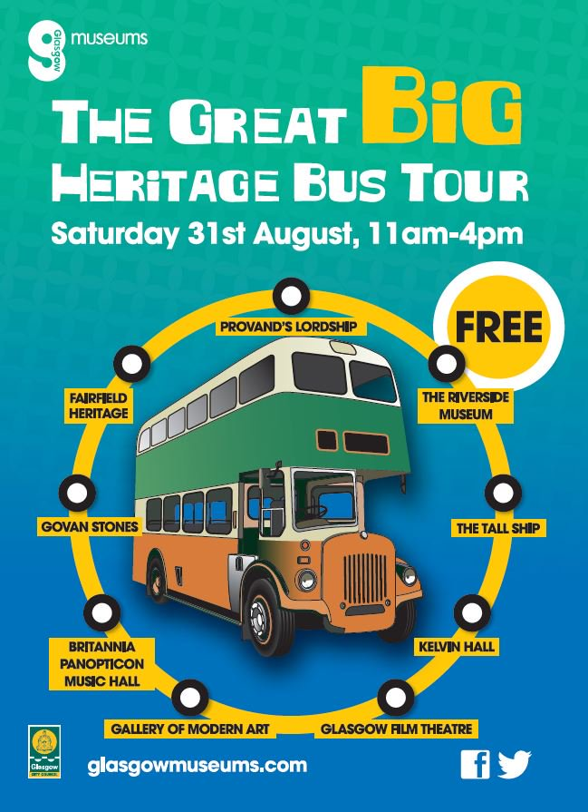 the great big heritage bus tour