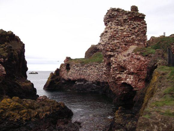 cliffs sea