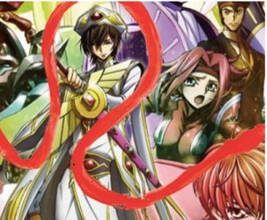 code geass-lelouch of the Re;ssurrecion