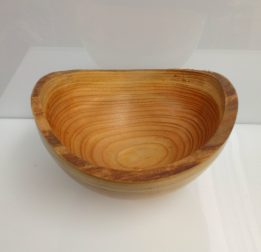 jim pearsons wooden bowl