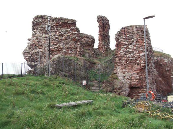 ruins dunbar