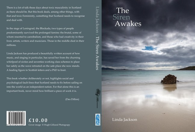 siren awakes book cover