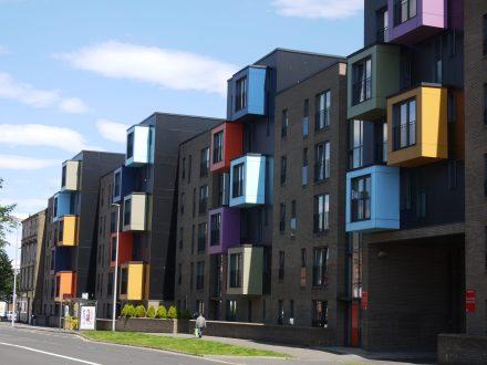 Govan New Housing