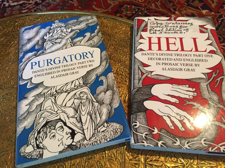 hell and purgatory
