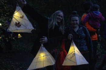 lanterns childrens wood