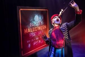 paisley halloween fetival