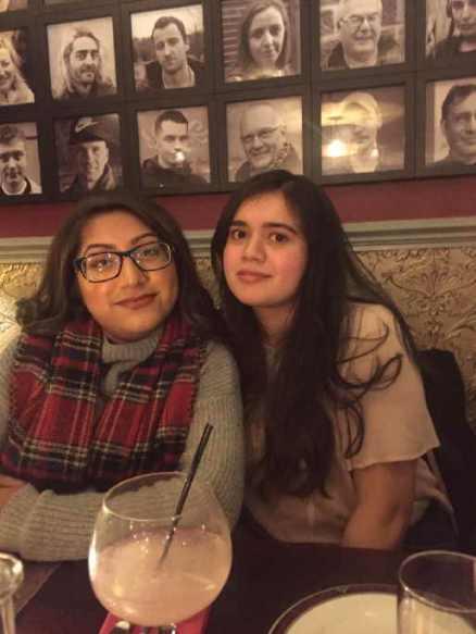 komal and sana