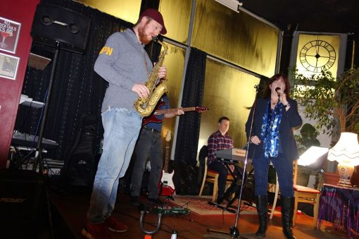 Linda Jaxson Band