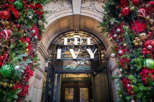 the ivy entrance