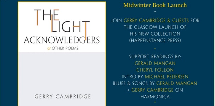 the light acknowledgers gerry cambridge