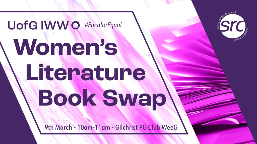 womens literature book swop
