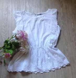 jasmine boutique white top
