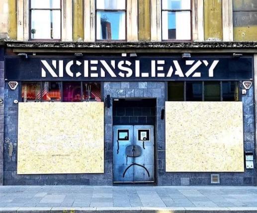 nice n sleazy logo