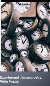 poets time image