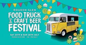 food truck and craf beer festival