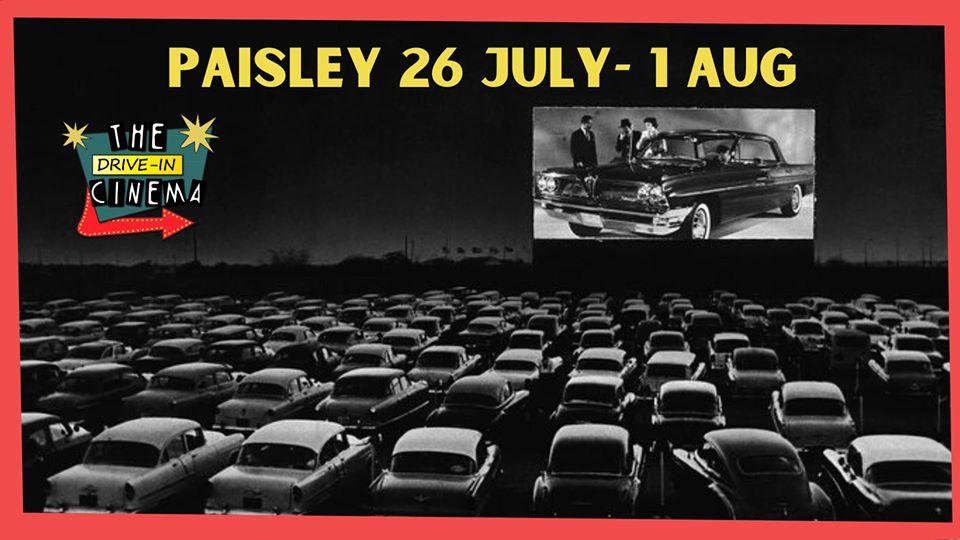 paisley 26 june drive in