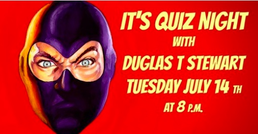 quiz night 14 july