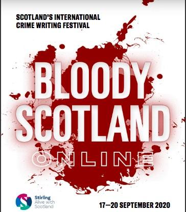 bloody scotland online