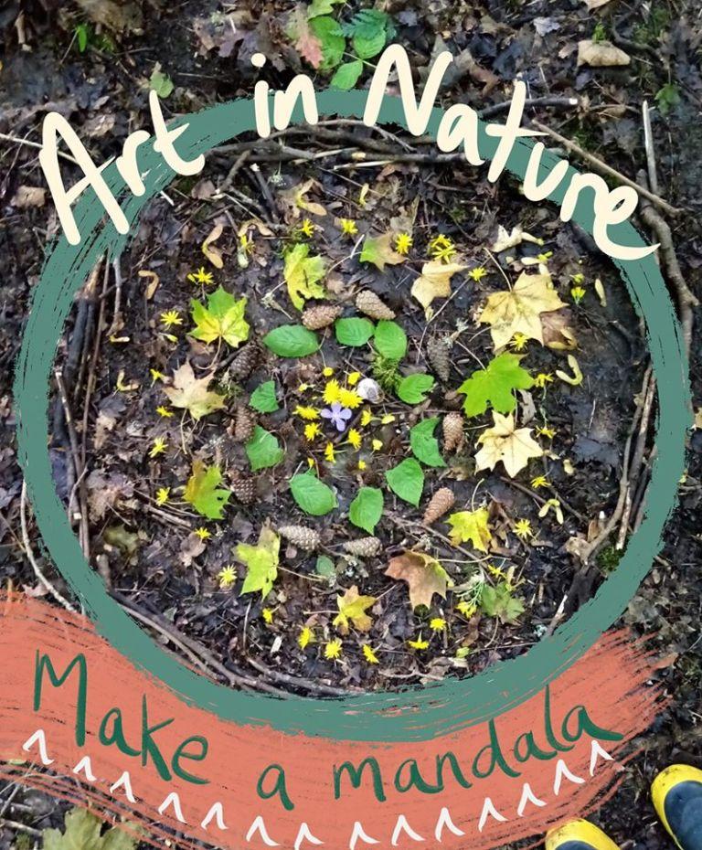 make a mandala