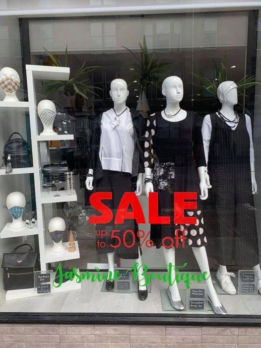sale continues jasmine black