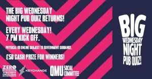 wednesday quiz qmu