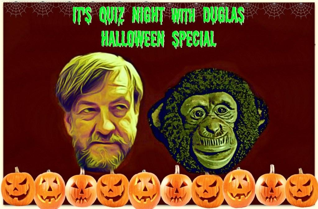 halloween quiz night with duglus