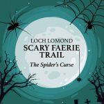 Loch Lomond Faerie Trail, Halloween 2020