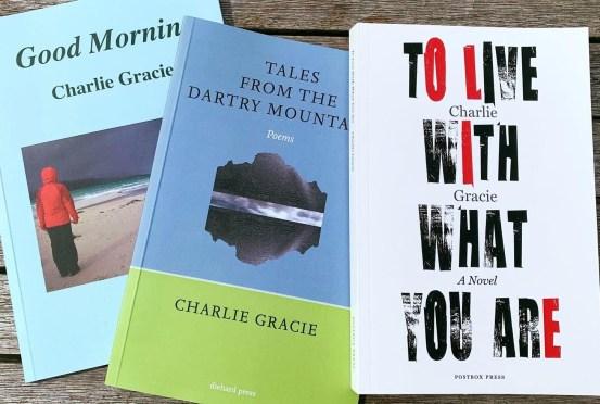 charlie gracie books