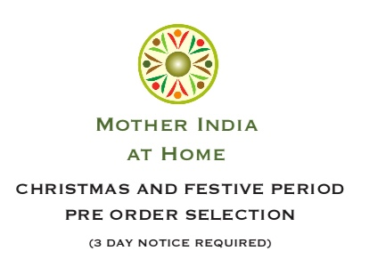 mother india christmas pre order