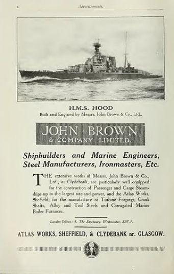 John_Brown_advertisement_Brasseys_1923