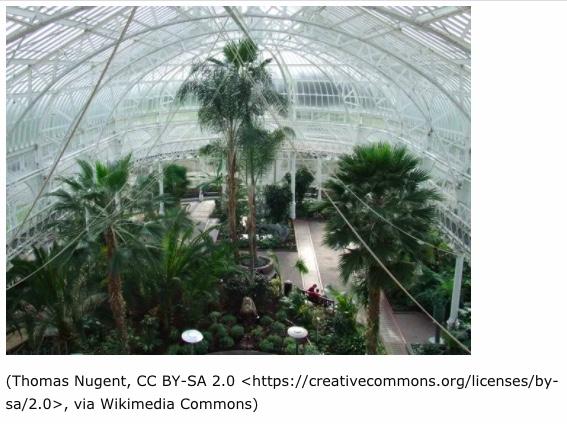 winter gardens cc