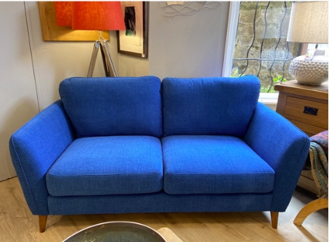 blue couch n s