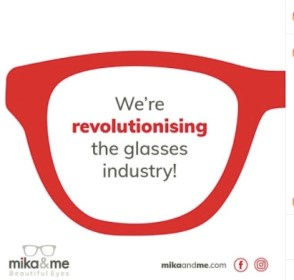 MIKA AND ME REVOLUTIONISING GLASS INDUSTRY