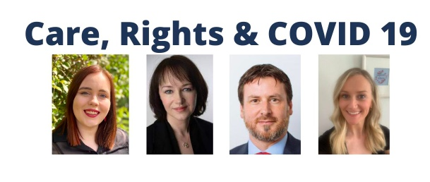 care rights and covid image
