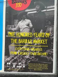 100 years of the barras market