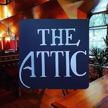 the attic cottiers