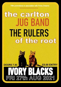 the carlton jugband rulers of the root
