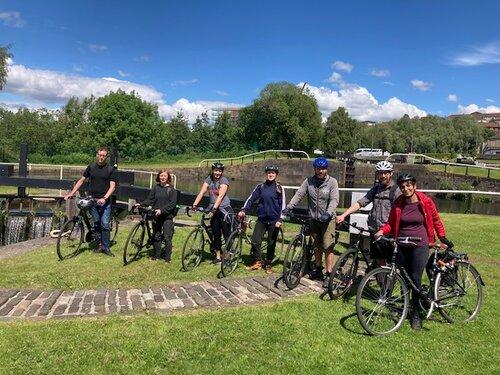 bike ride woodlands
