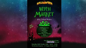 halloween witch market pnopticon