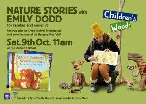 nature stoies emily dodd childrens wood