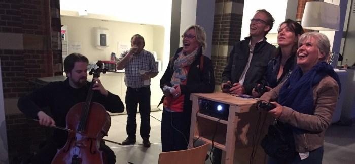 De Nacht 2015   Cello Fortress / Joost van Dongen