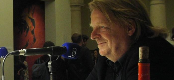 "De Nacht 2015 | Goffe Jensma: ""Je moet je eigen cultuur dynamiek verschaffen in een globale context."""