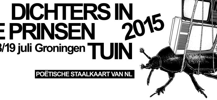 Festivals 2015 | Dichters in de Prinsentuin